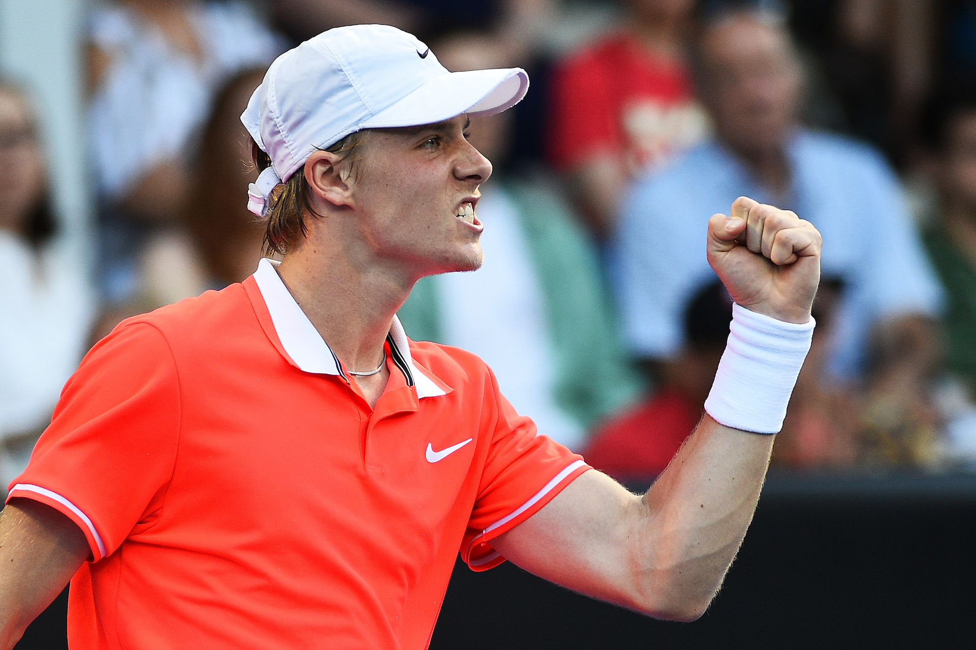 ASB Classic second seed Denis Shapovalov learning to ignore the hype