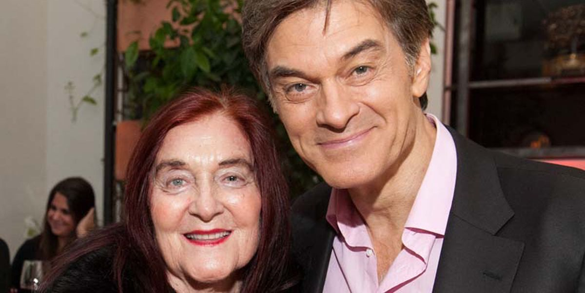 'Devastated' Dr Oz says he missed the signs of his mother's dementia