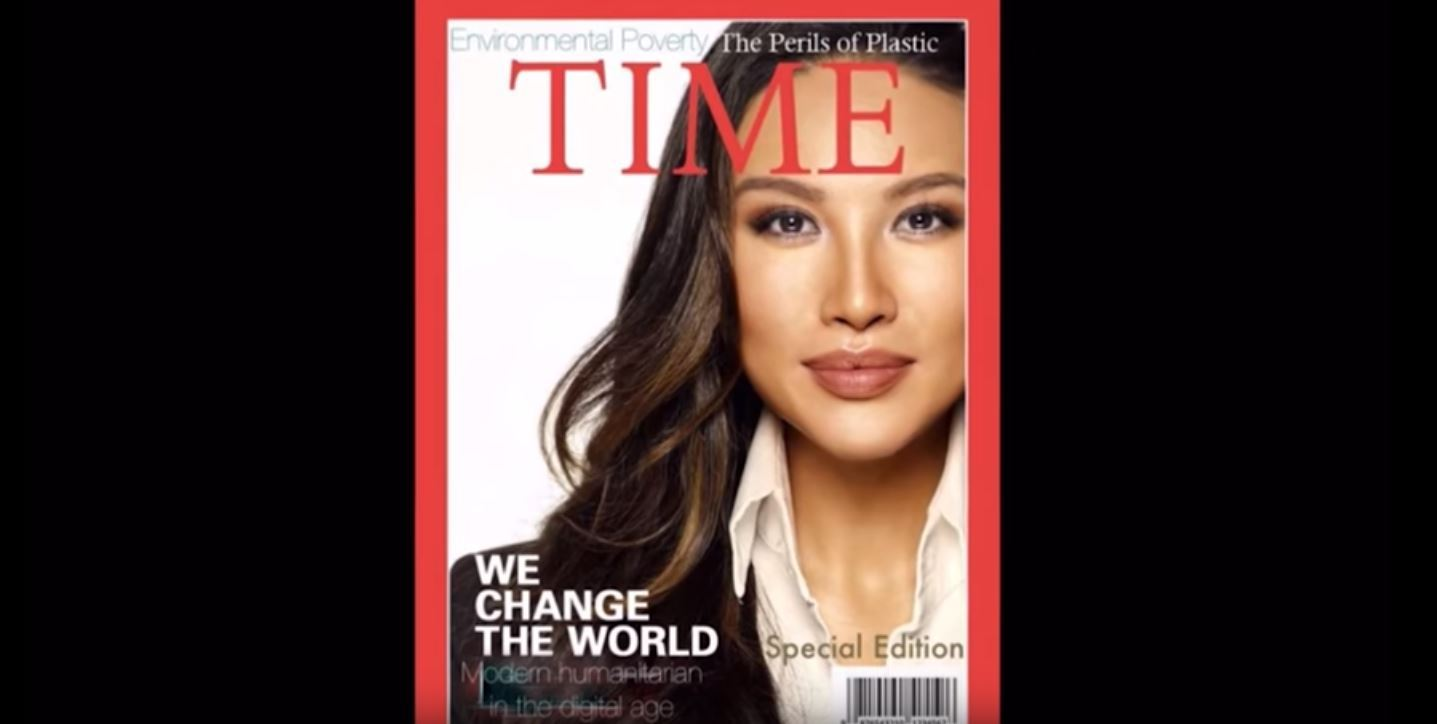 She peddled a fake Time cover, Trump appointed her to State Department