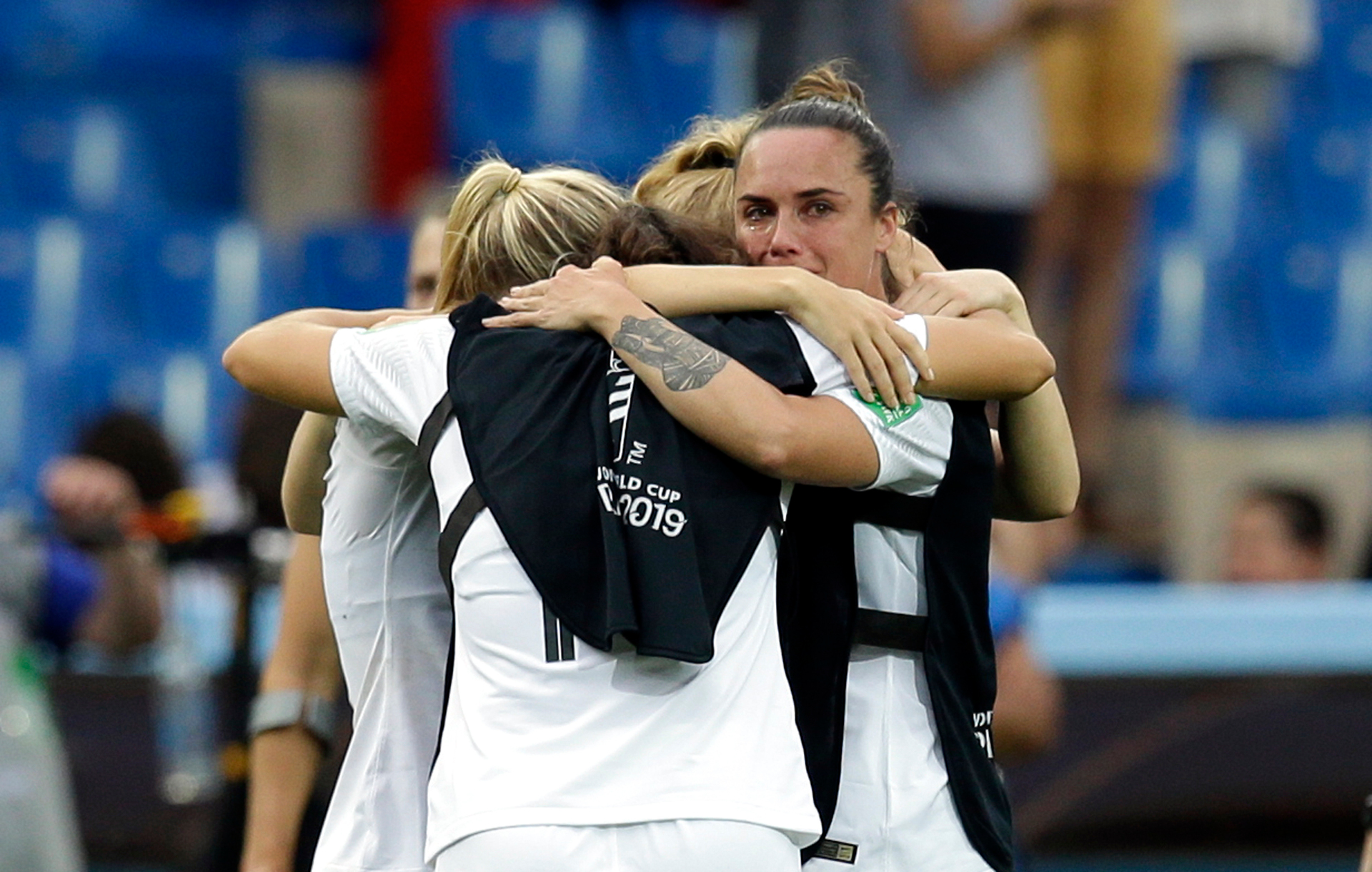 Michael Burgess: Football Ferns rank among our worst World Cup teams