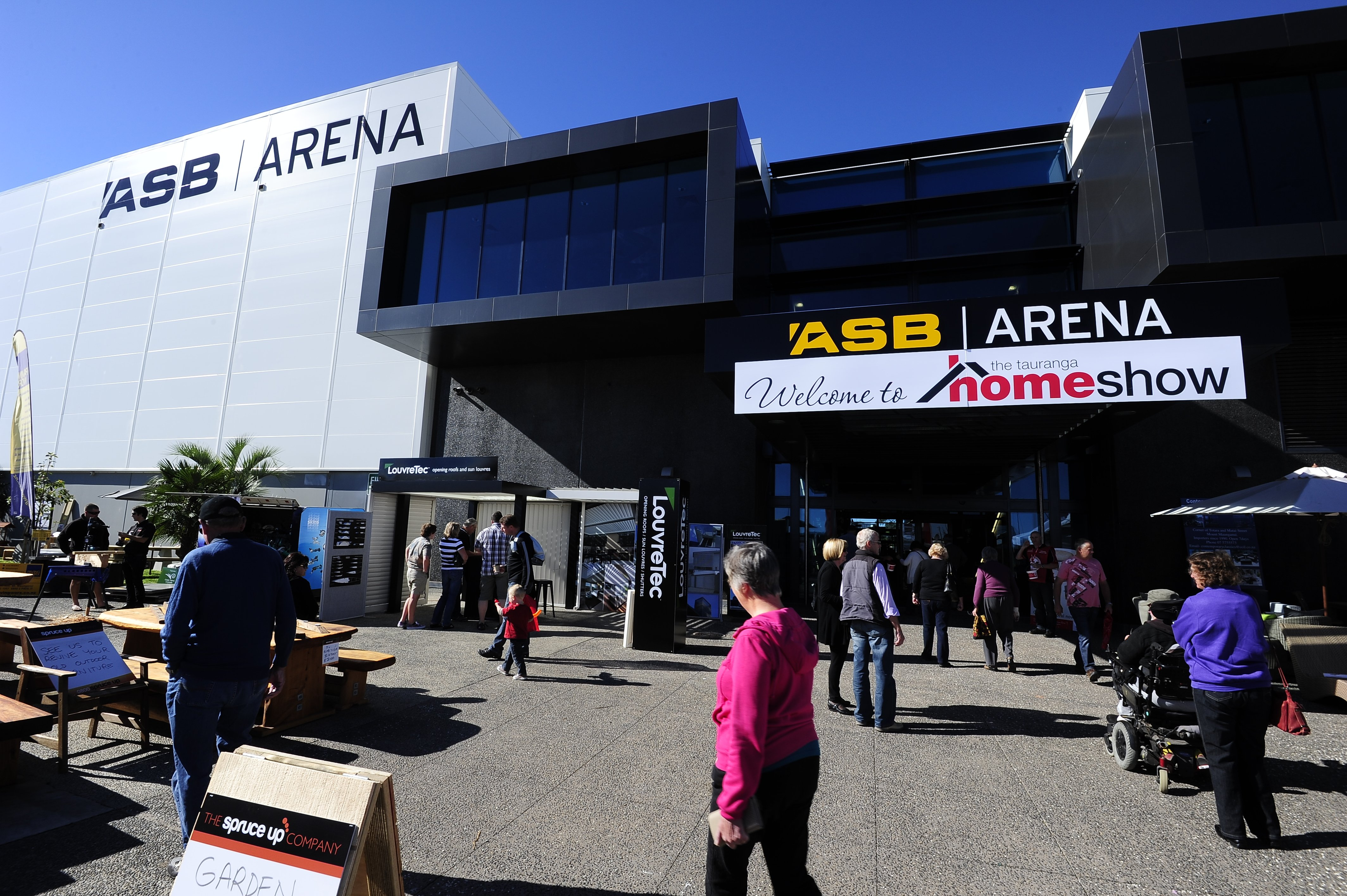 ASB Arena packed with events for summer - NZ Herald