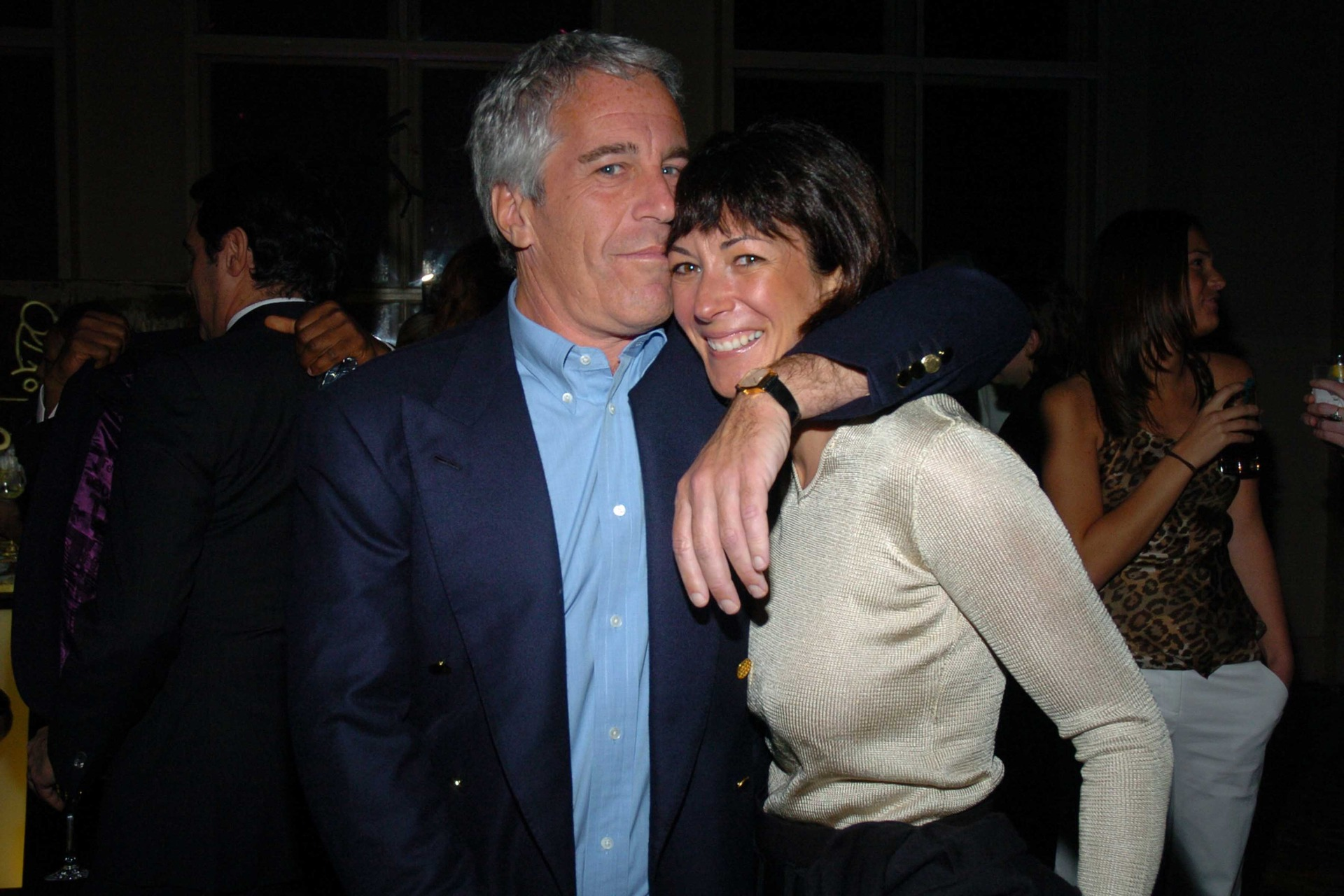 An alleged victim of Jeffrey Epstein is suing his suspected associate, Ghislaine Maxwell
