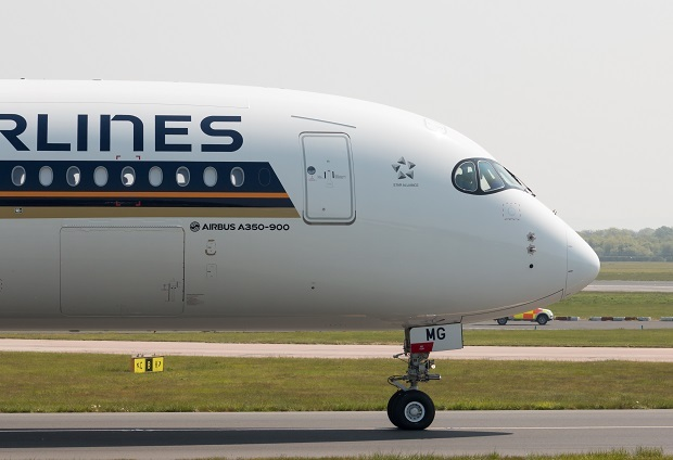 Flying from Singapore to Manchester with Singapore Airlines
