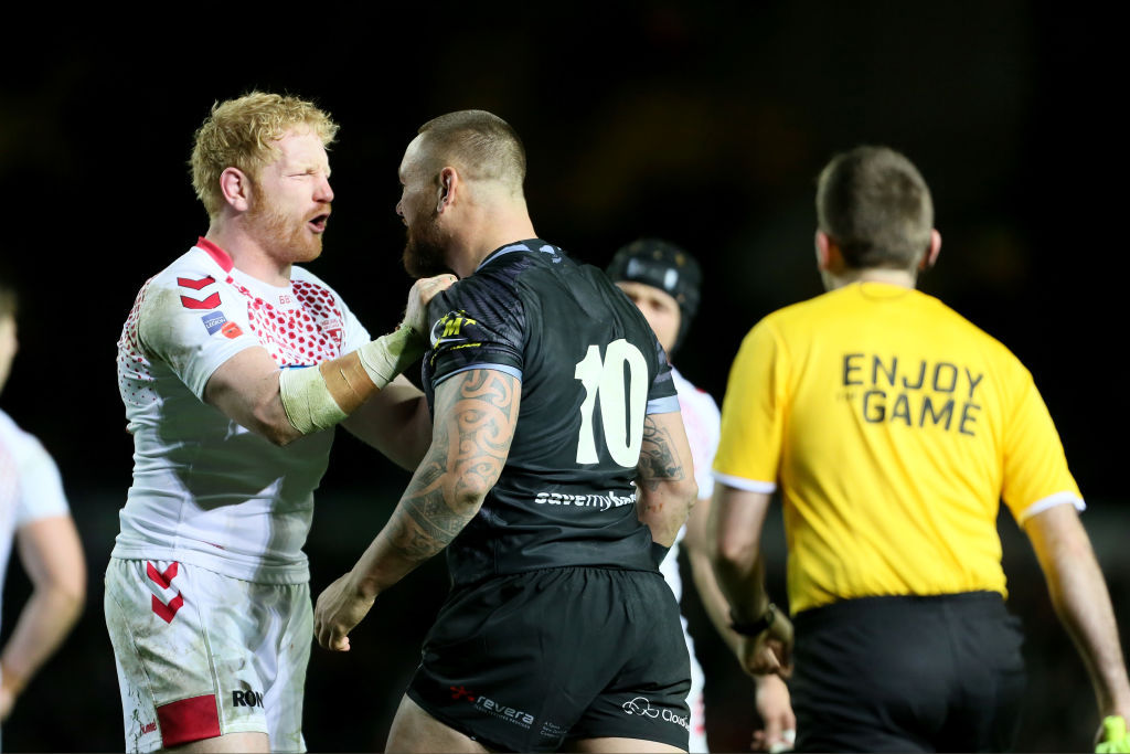 League: Kiwis thrash England in third test