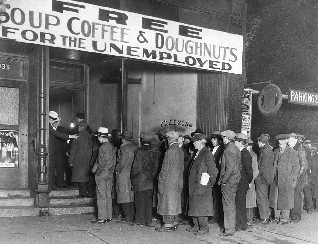 Eerie parallels to 1920s: The warning signs in global economy