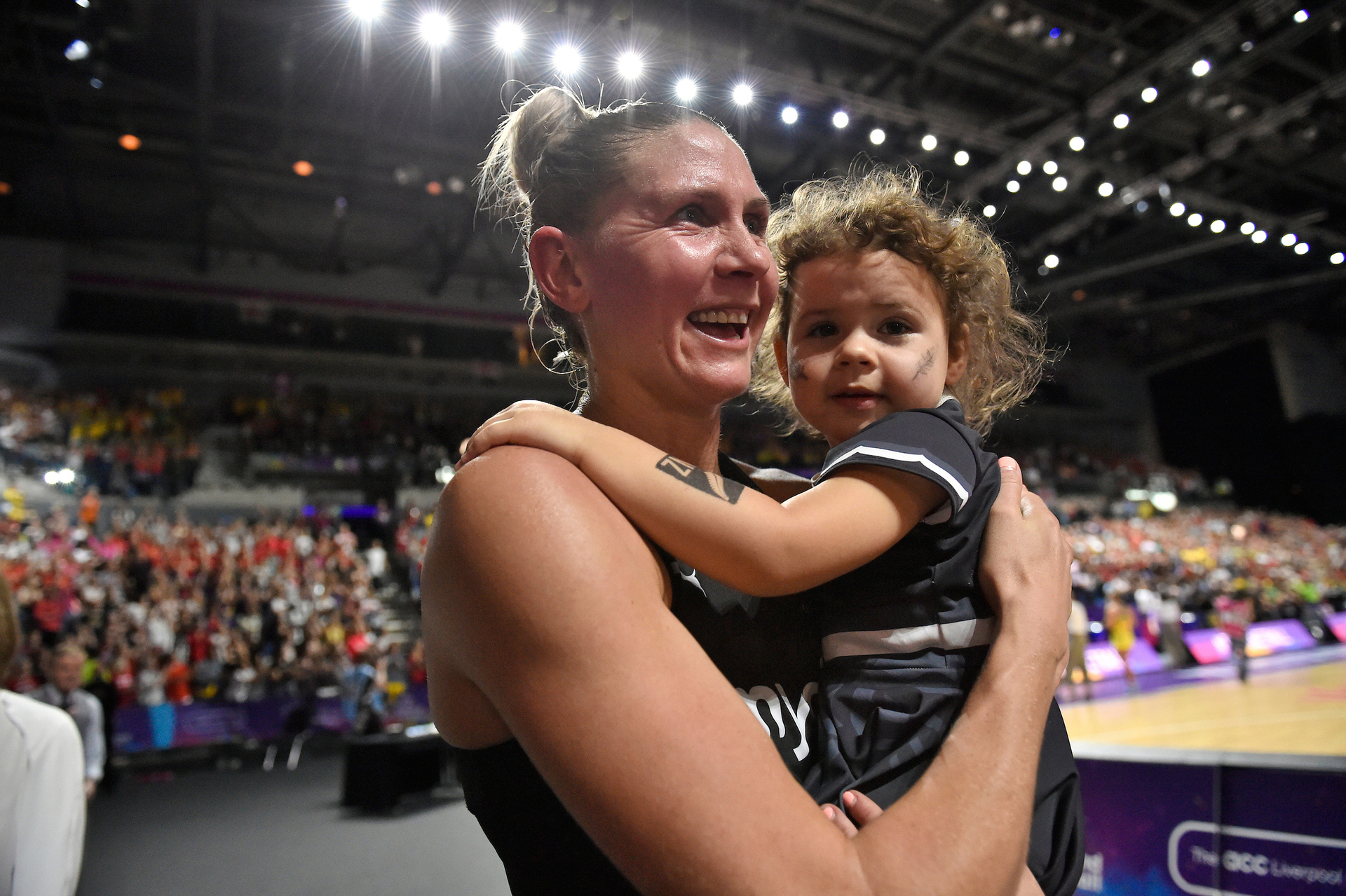 Silver Fern great found out she was pregnant after World Cup