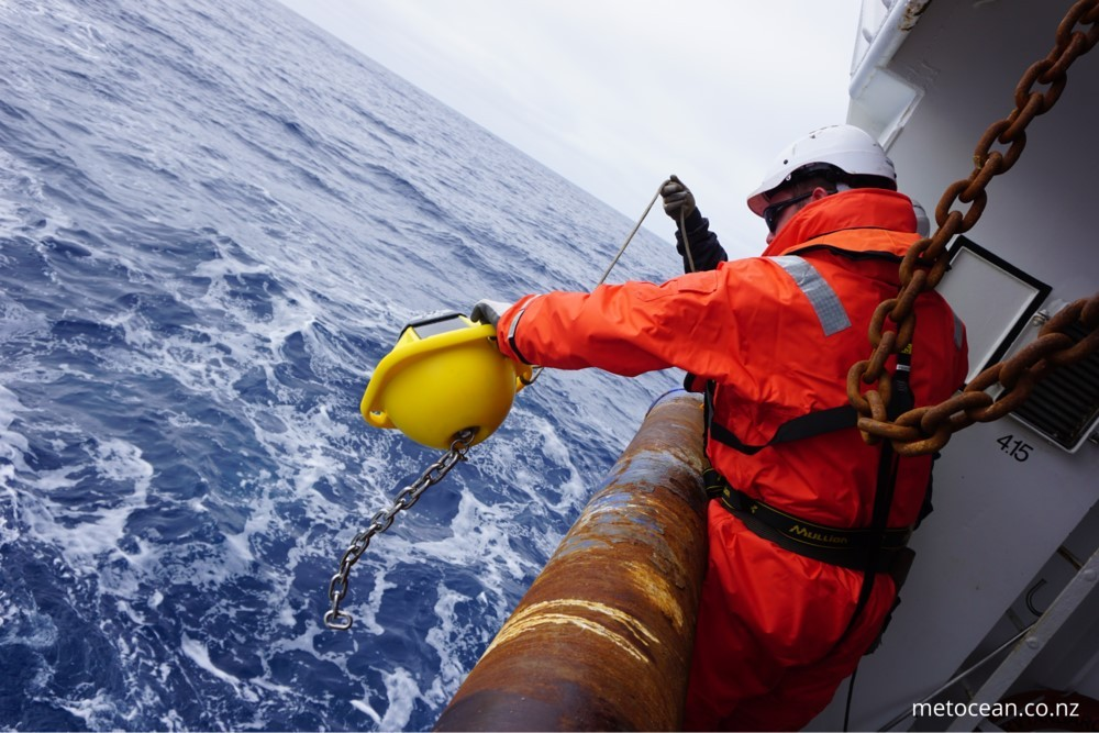 NZ scientists awed at buoys' 6500km, year-long journey