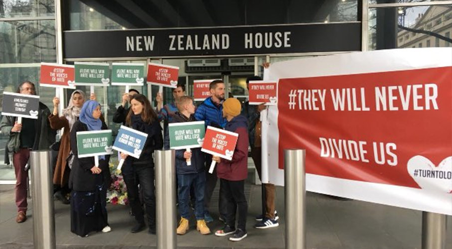 Christchurch mosque shootings: Kiwis in UK hold vigils - 'It's about people healing from pain and fear'
