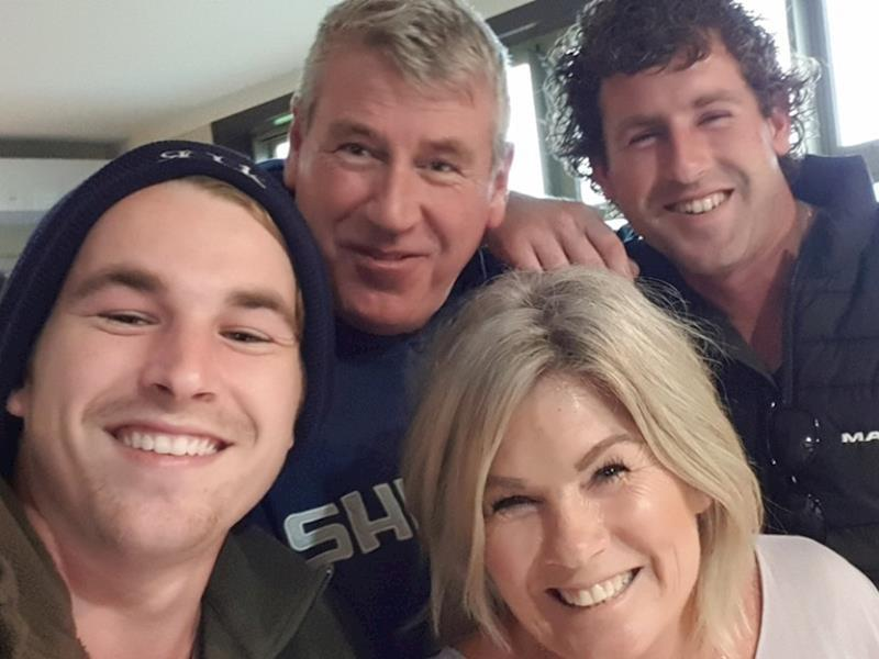 Fiery Auckland crash: Nelson family's double tragedy