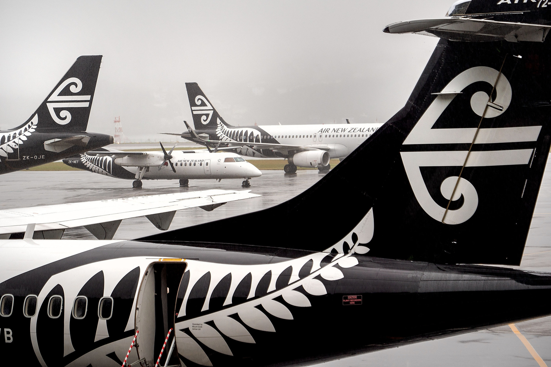 Passenger dies on Air New Zealand flight in to Auckland