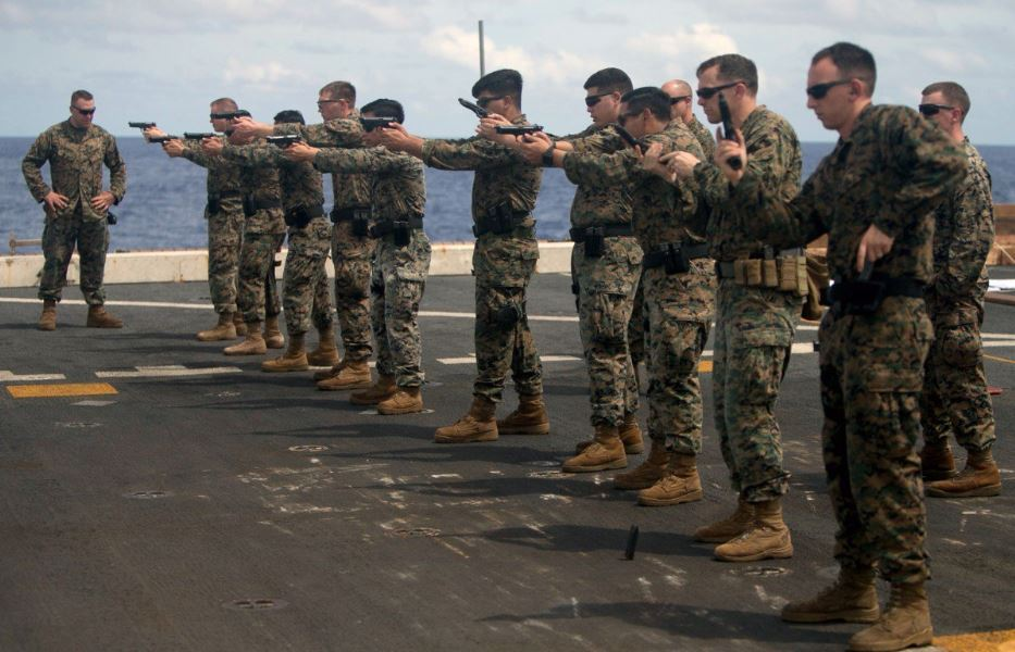 US Marines 'remind China of America's military edge' with Asia-Pacific drills