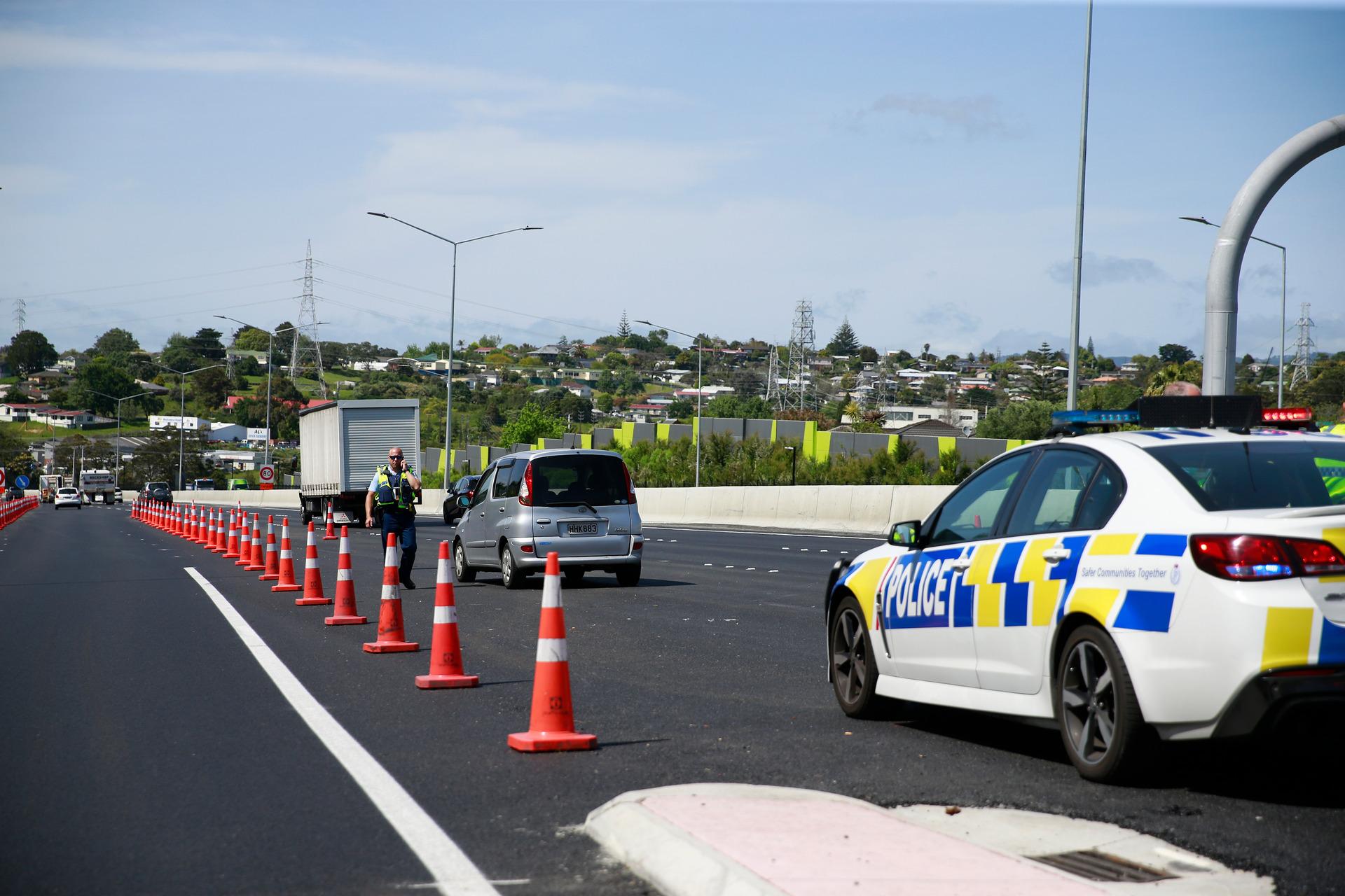 Motorist 'shot' while driving: Police