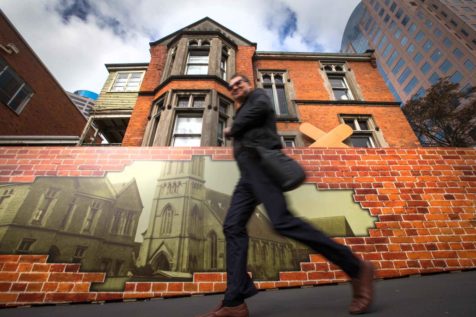 $3.8m job starts on precious 130-year-old inner-city Catholic residence