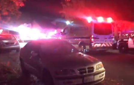 Nine shot in 'mass casualty' attack at Fresno backyard