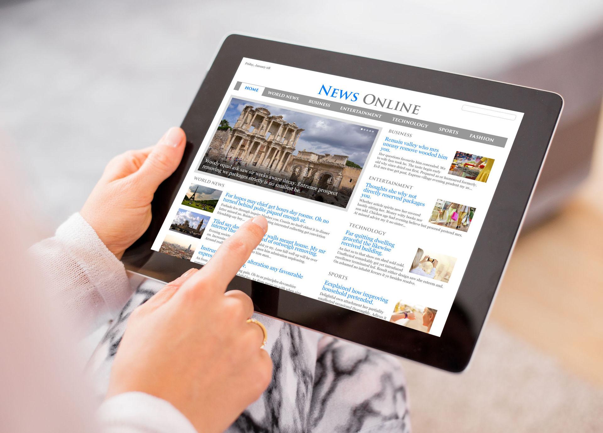 Arkansas newspaper gambles on free iPads