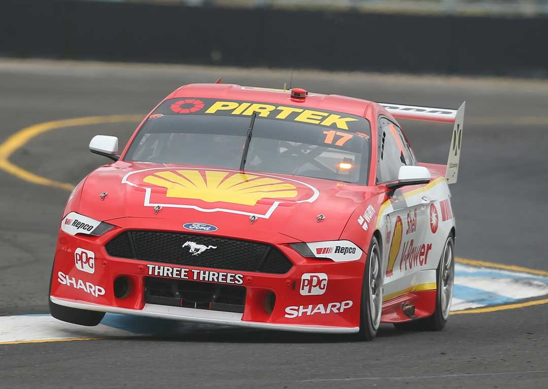 Back to back! McLaughlin secures second Supercars title