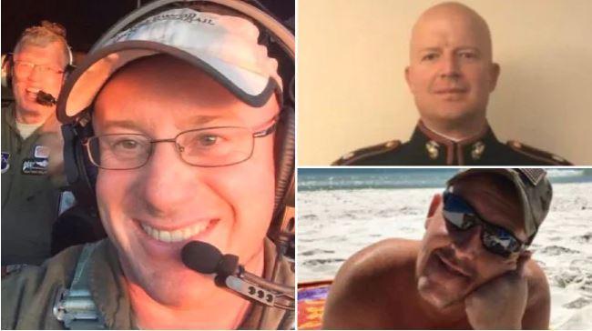 Americans killed in air tanker crash named