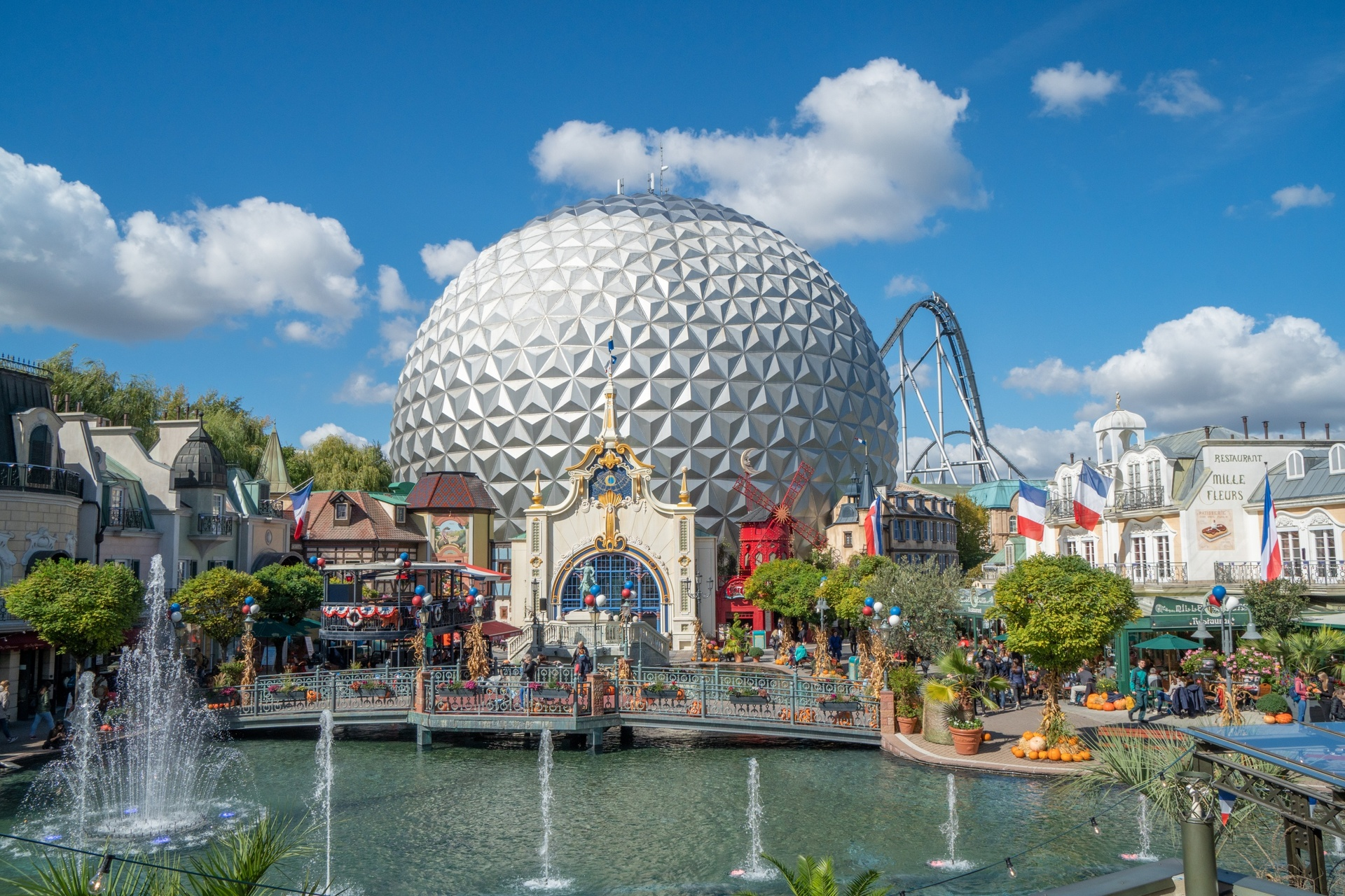 The world's best theme park named in Golden Ticket Awards — it's not where you think