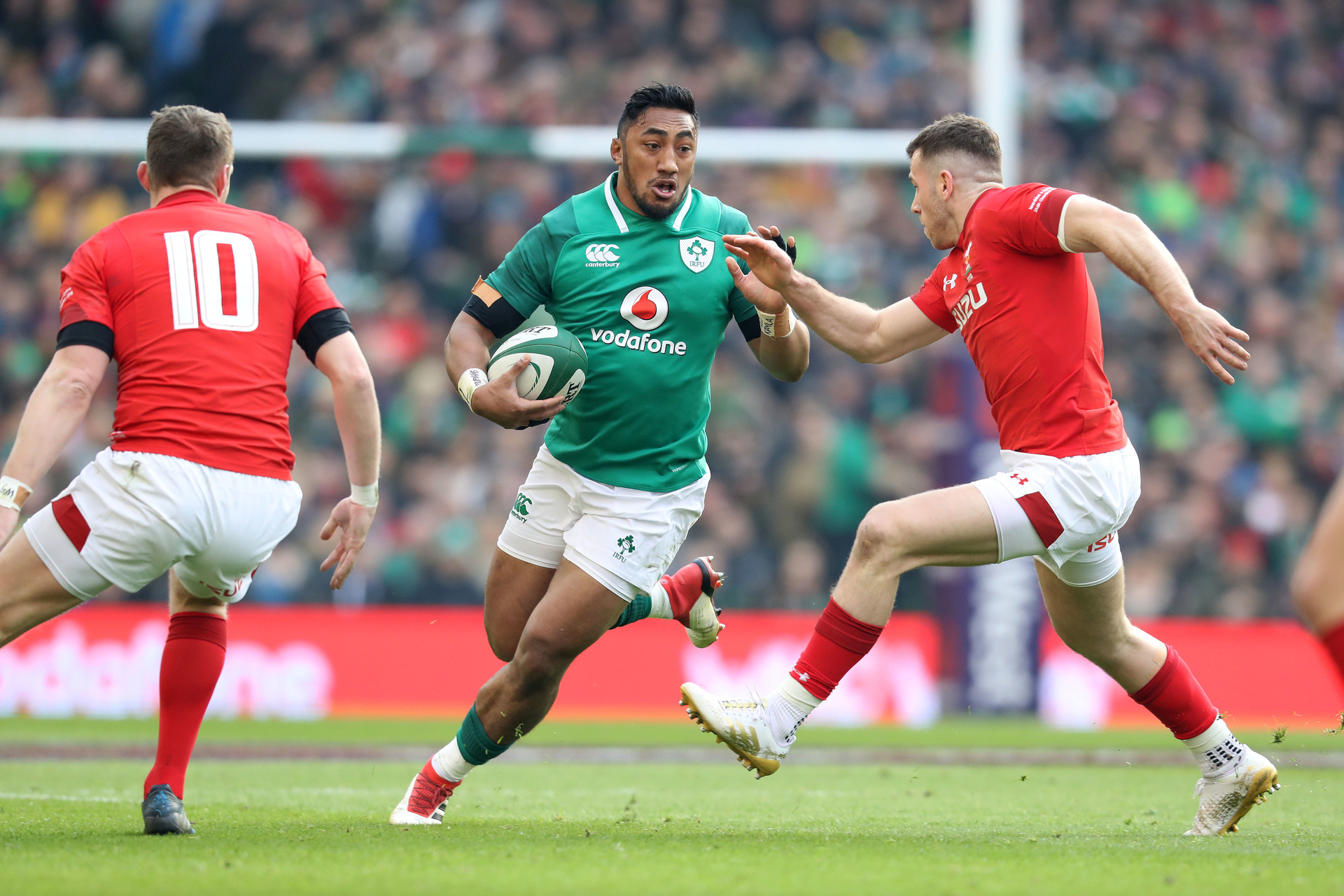Live rugby updates: Six Nations - Wales v Ireland