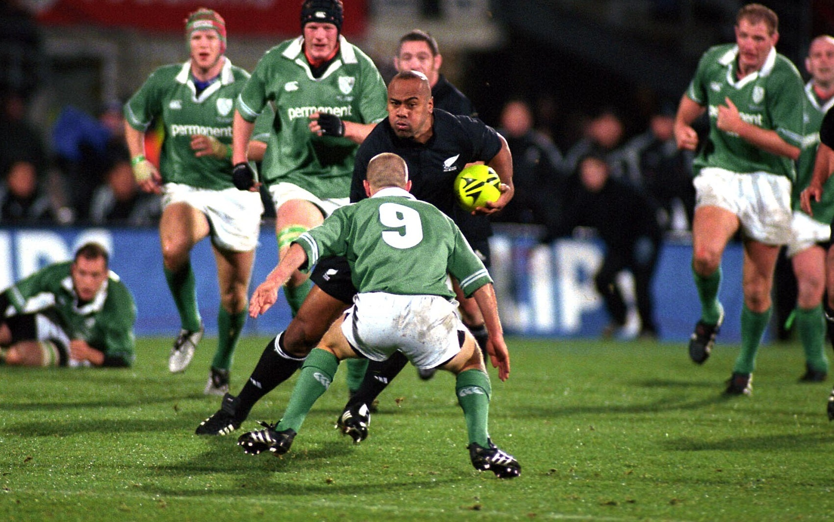 World Cup controversy: Retro Jonah Lomu tackle reignites debate
