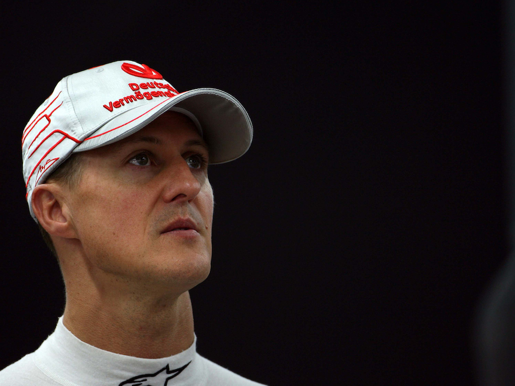 Can stem cells save Michael Schumacher?