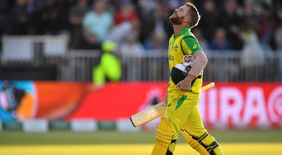 Cricket World Cup 2019: David Warner, wife Candice abused on social media