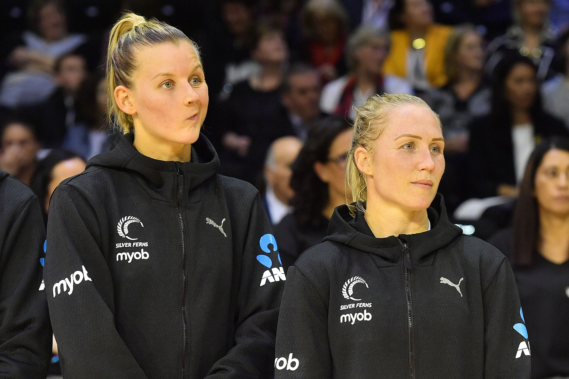 'I'm coming for ya!': Ferns fire up for OZ final showdown