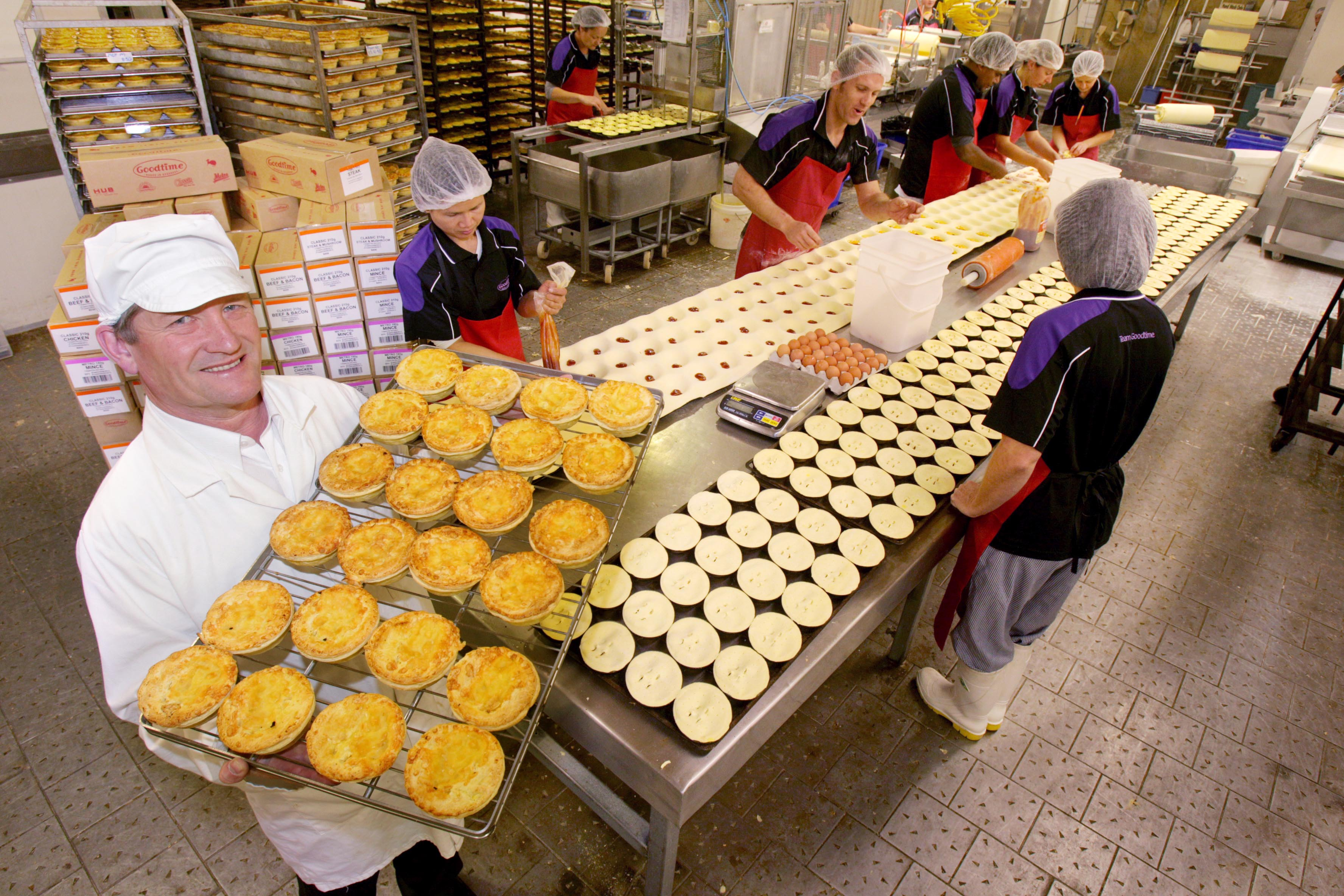 d5ad72518e6 Goodtime Pies eyes Asia after increasing investment in plant and production