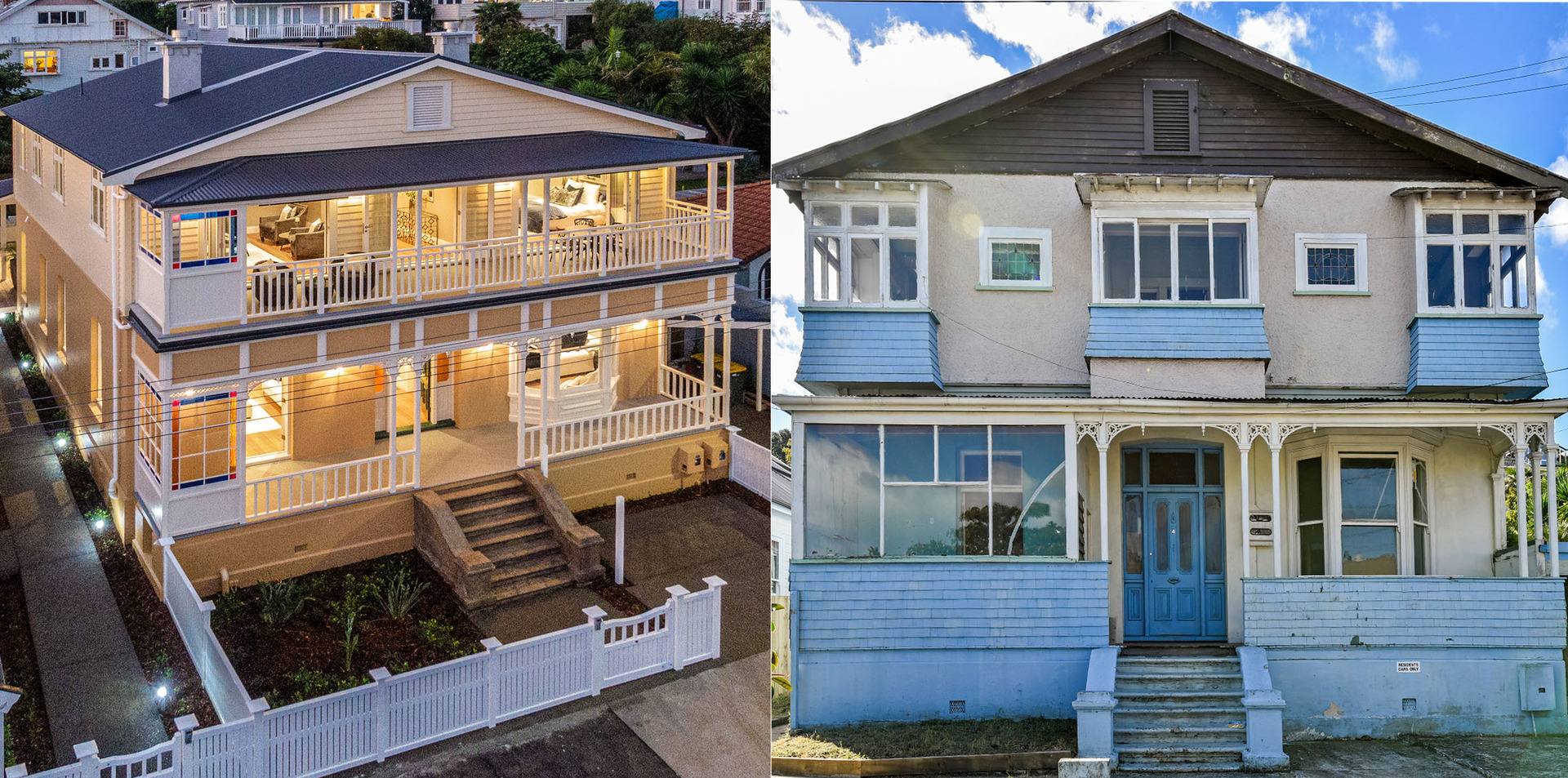Derelict boarding house transformed to multimillion-dollar luxury