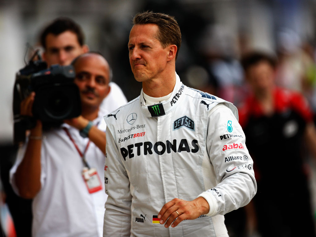 Former teammate spills on Schumacher: 'Never supportive'