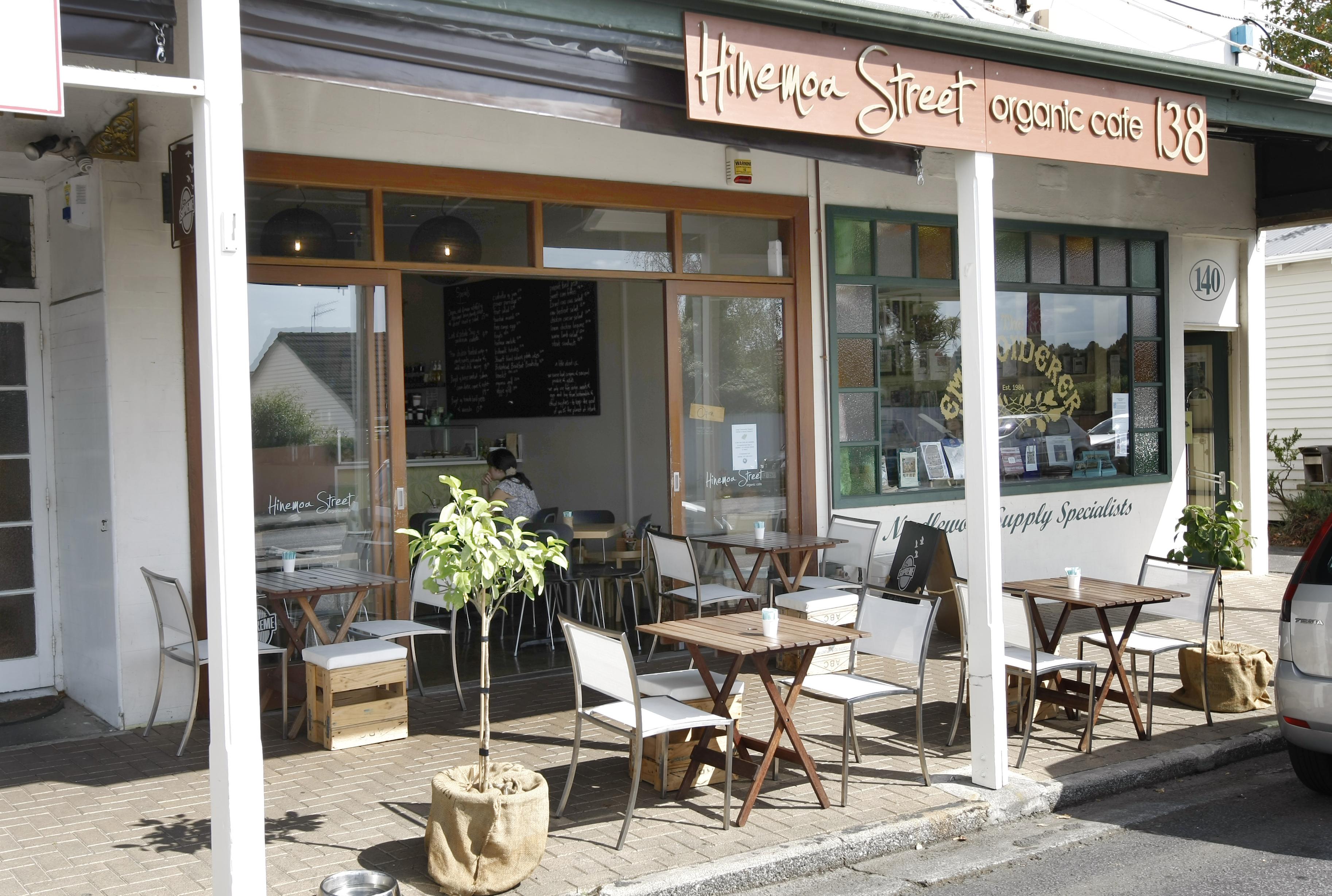 Brunch: Hinemoa St Organic Cafe, Birkenhead - NZ Herald