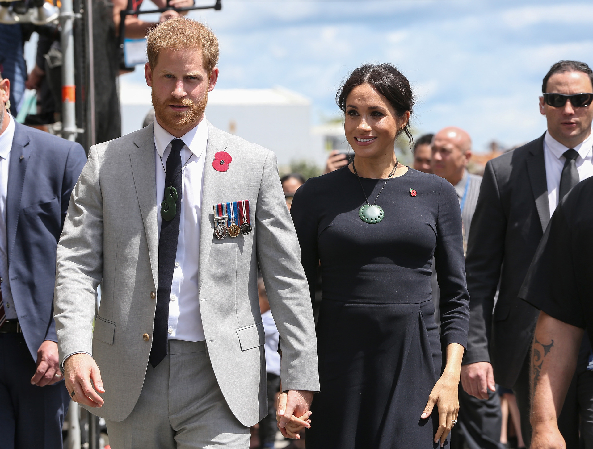 How to watch that Harry and Meghan doco everyone's talking about