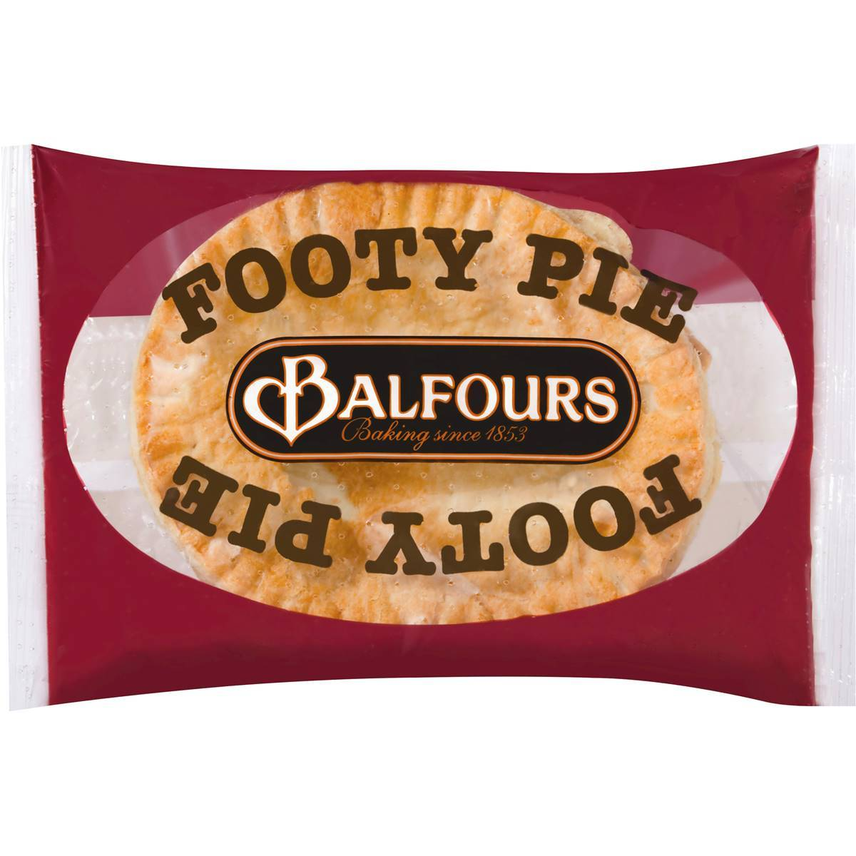 Footy fan takes bite into pie to discover the meat is missing