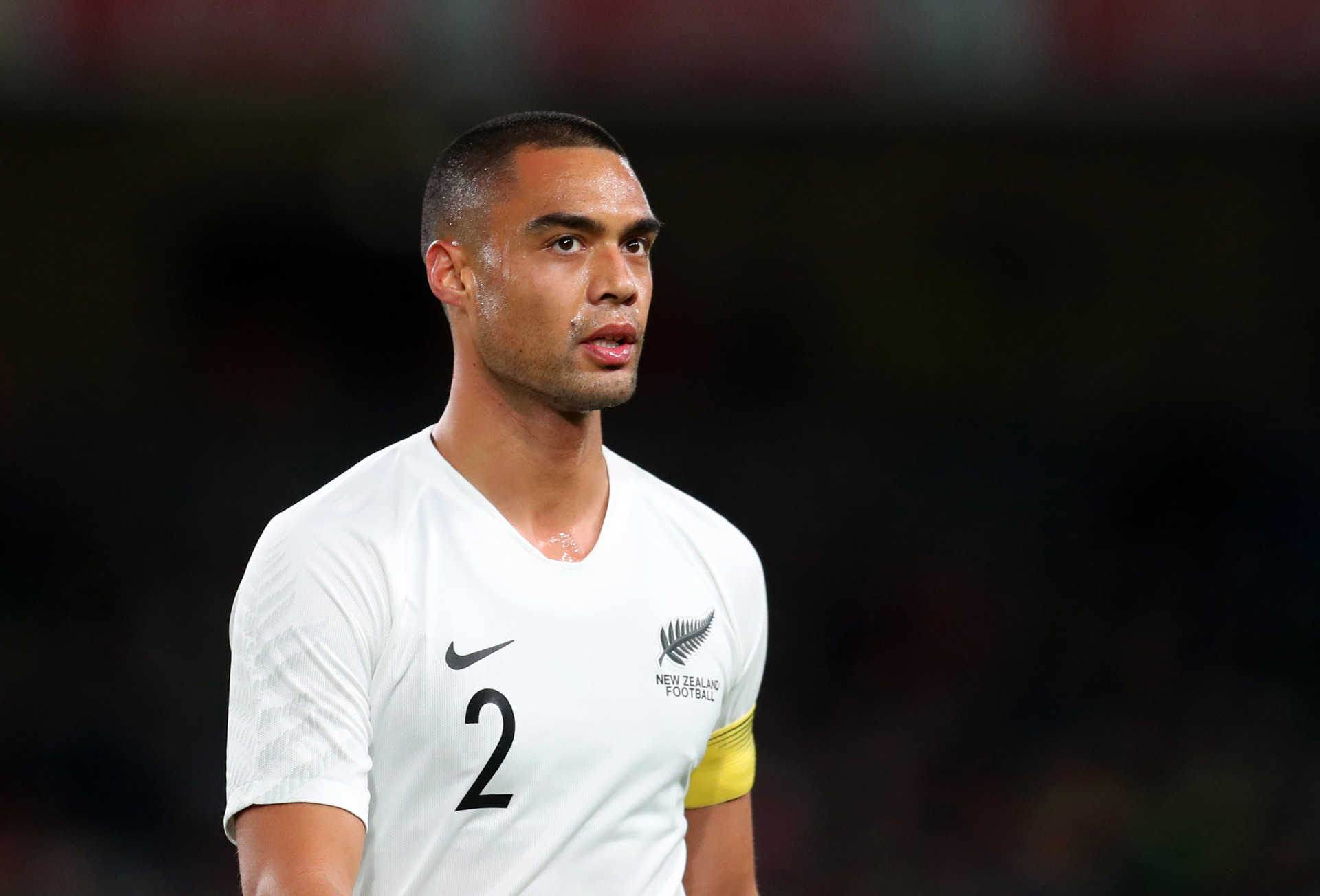 'Our team is no good': The unique nature of All Whites next fixture