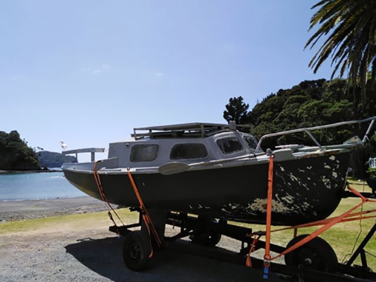 Four children among those saved in Northland boat rescue