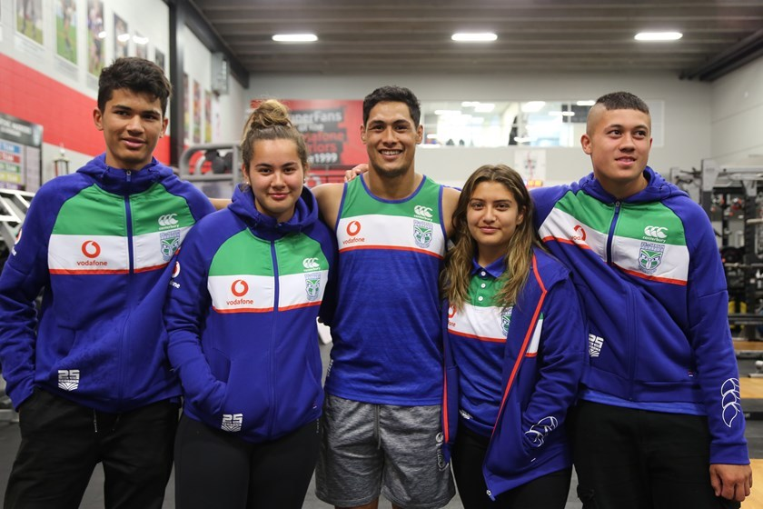 Four Northland teens representing NZ Warriors at Melbourne indigenous summit
