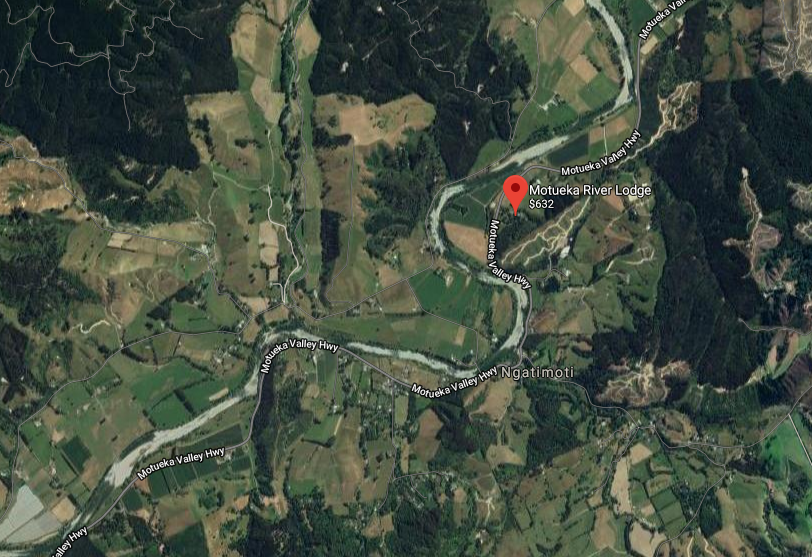 Dramatic rescue of family from raging Motueka River rapids