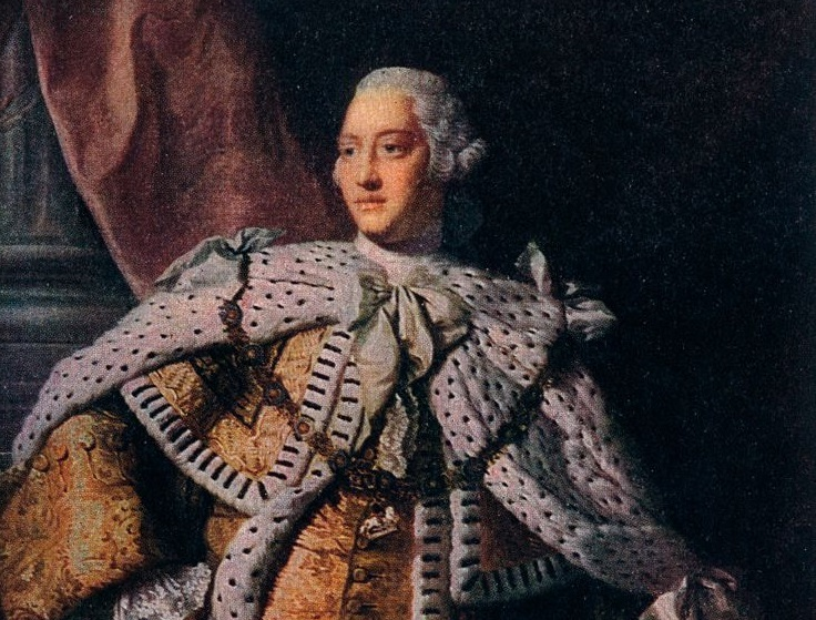 Was King George III really insane or was he suffering from an undiagnosed disease?