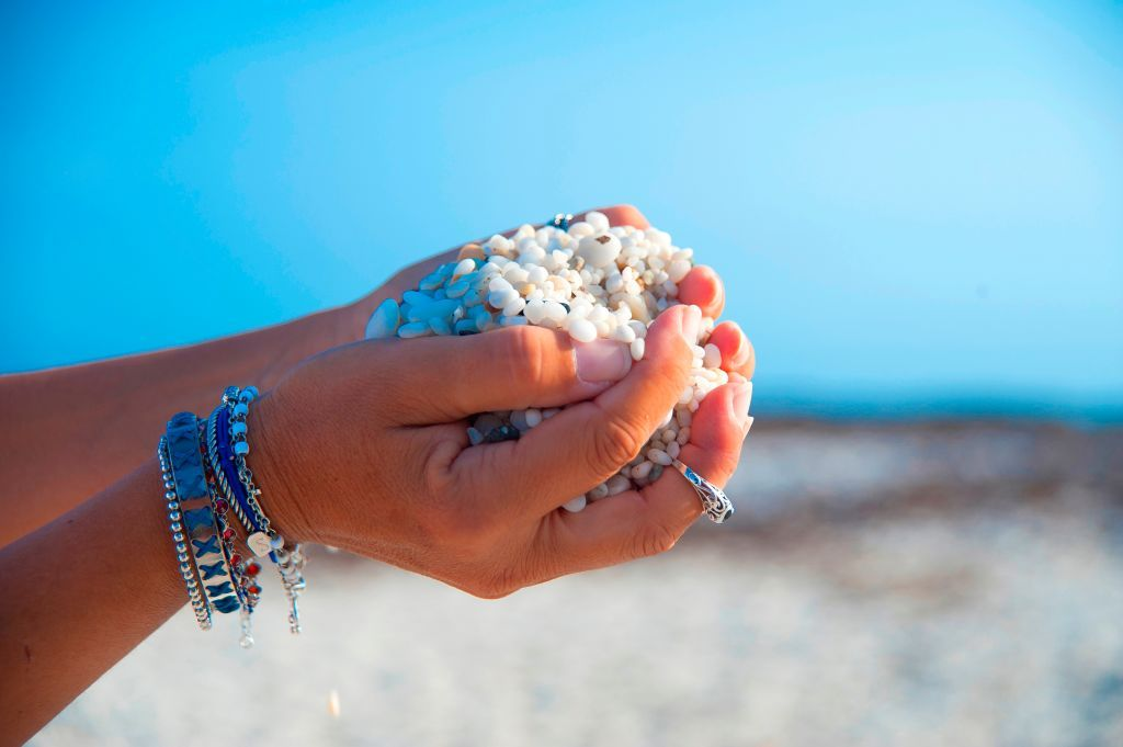 Tourists face six years in jail for taking sand from beach in Sardinia