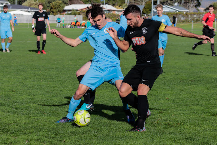 He may be leaving Tauranga AFC, but Riley Bidois will give back to club