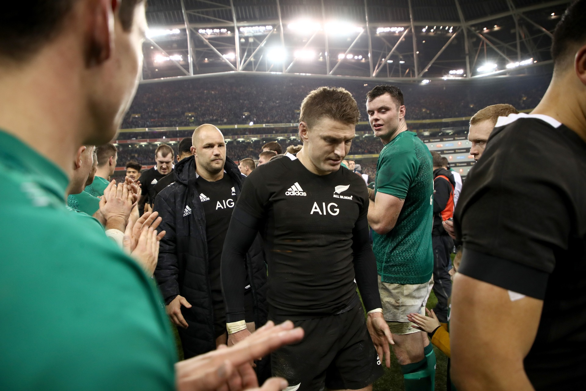 Path to the final: All Blacks' hardest ever task to win Cup