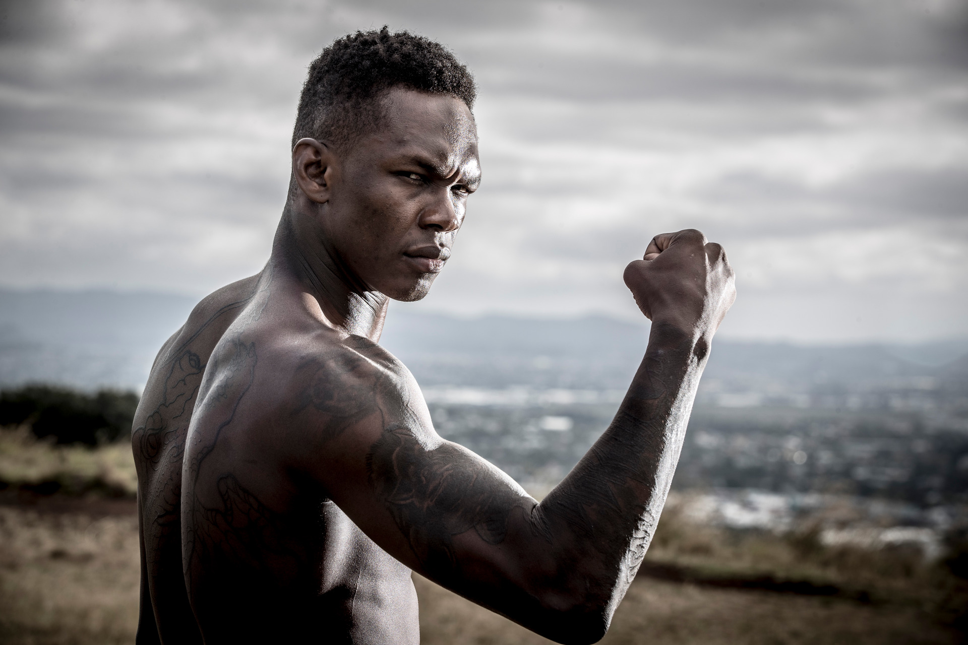 Ufc Israel Adesanya To Fight For Interim Middleweight Title