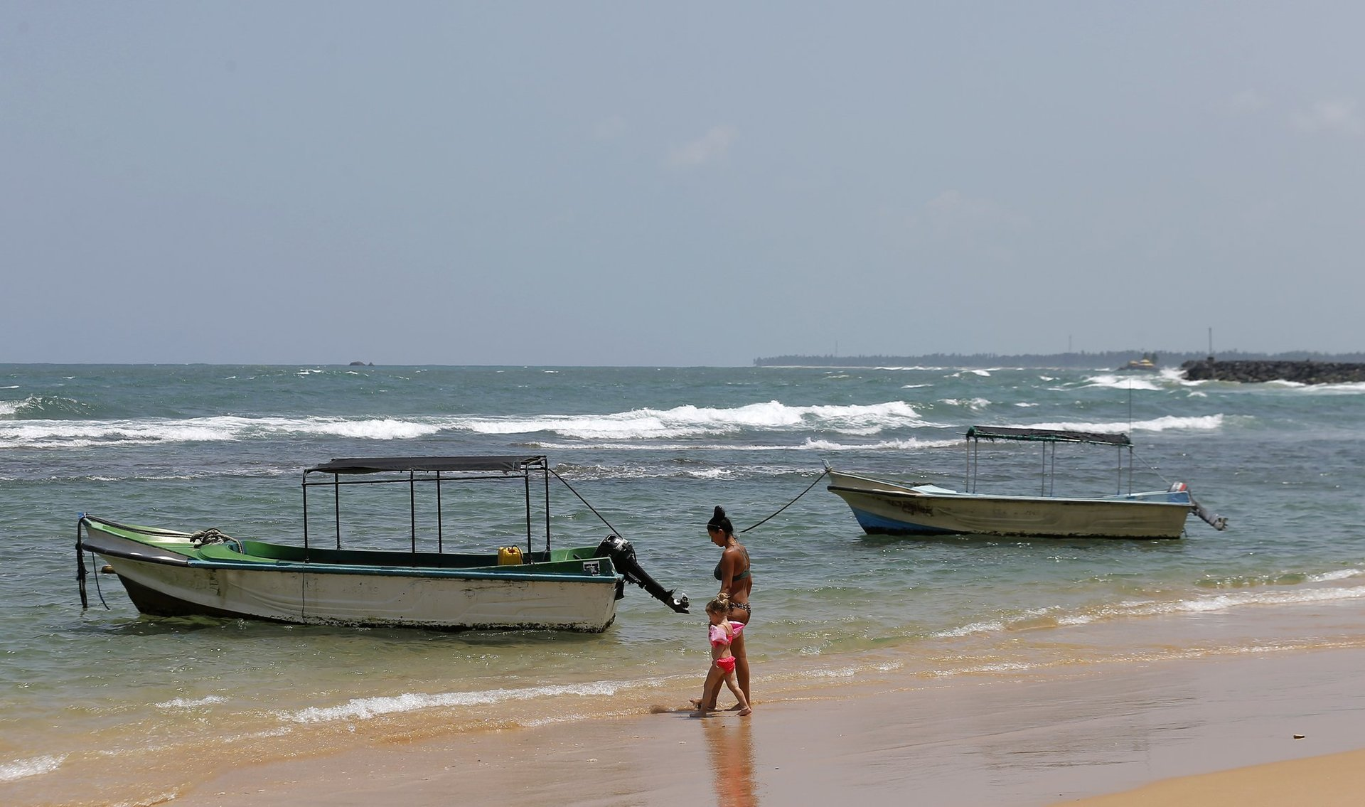 Sri Lanka holiday over as beaches, hotels empty a month after Easter bombings