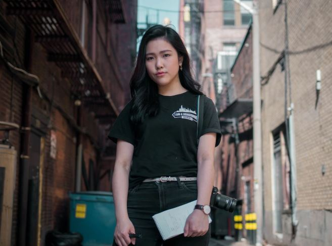 A student in Boston wrote 'I am from Hong Kong.' An onslaught of Chinese anger followed
