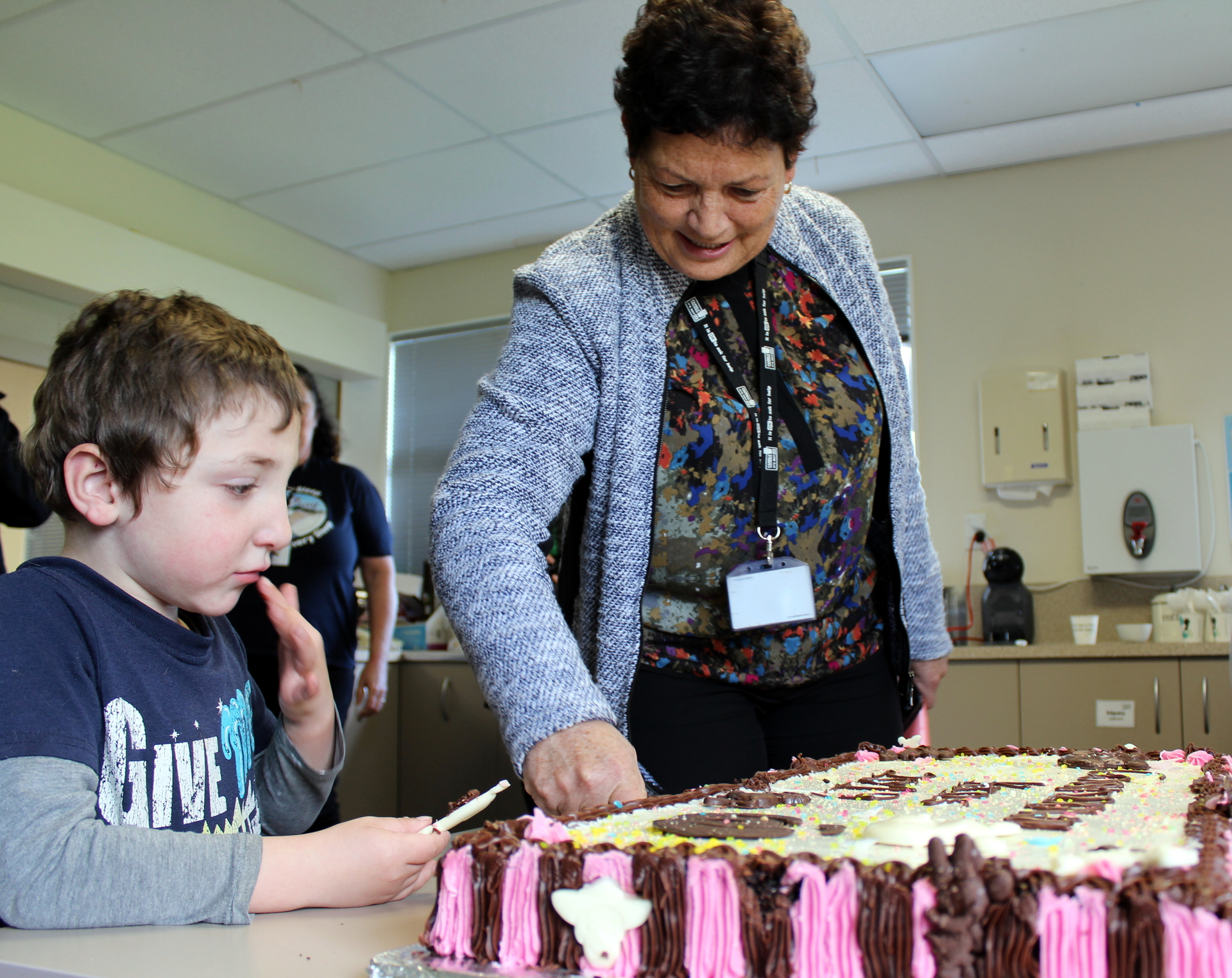 Countdown Kids Hospital Appeal in Whangārei launched with haka and cake