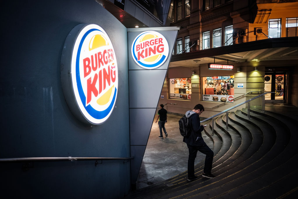 Burger King franchise up for sale, Blackstone on the hunt for buyer