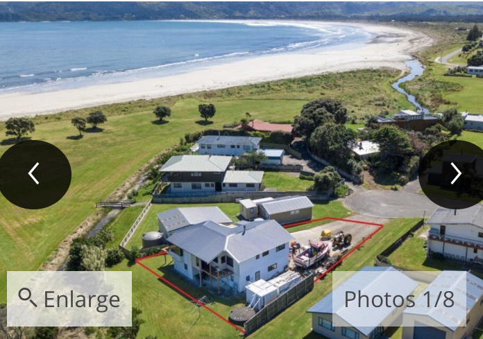 Beach front dream: Mahia property in mortgagee sale
