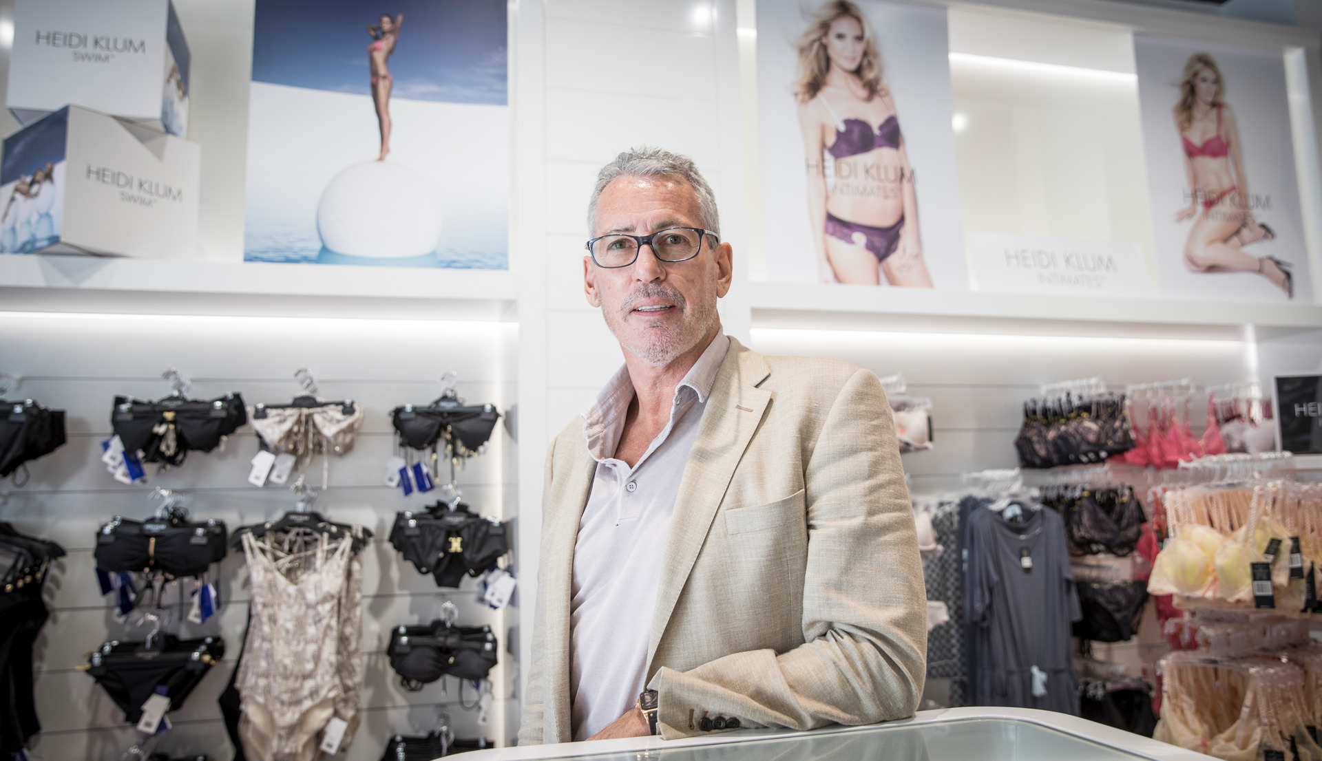 Eric Watson comes out on top in lingerie deal