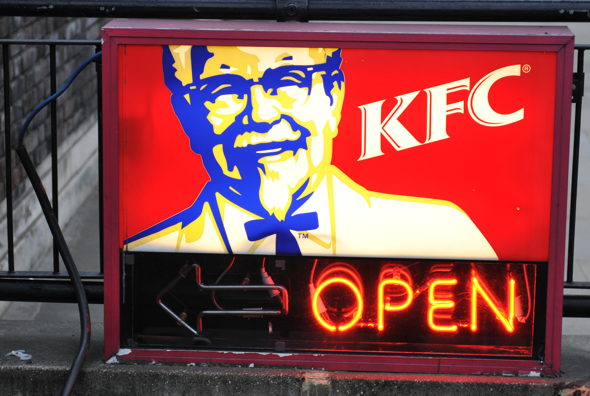 KFC boss in the UK says healthy fast food does not work