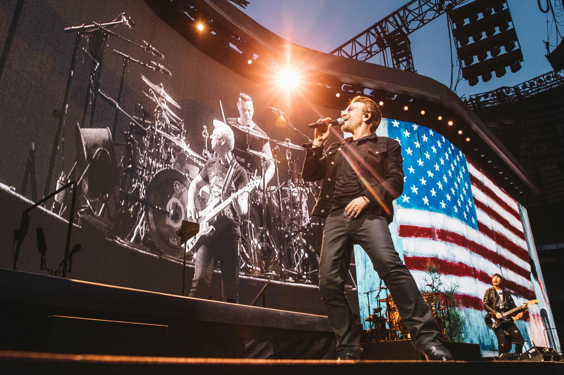 'Meditative experience': U2's Adam Clayton on Auckland concerts